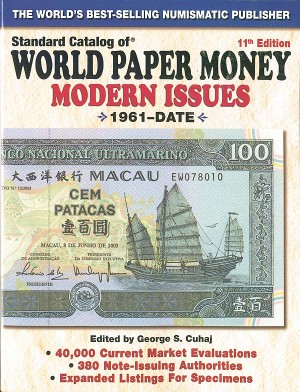 World Paper Money, 11th Edition, Vol 3