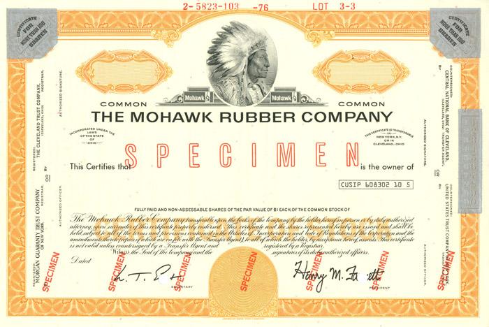 Mohawk Rubber Company