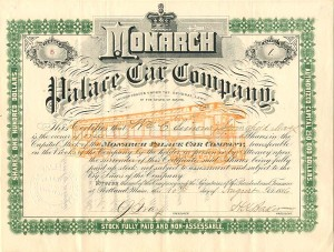 Monarch Palace Car Company