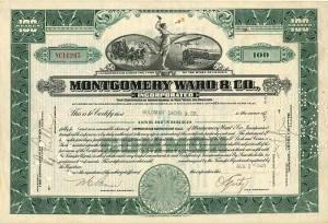 Montgomery Ward & Co., Incorporated