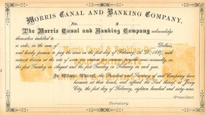Morris Canal and Banking Company