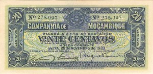Mozambique - SOLD
