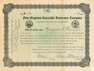 New England Equitable Insurance Company