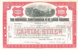 Nashville, Chattanooga & St. Louis Railway