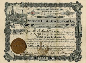 National Oil & Development Co.