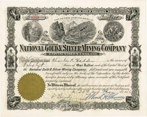 National Gold & Silver Mining Company