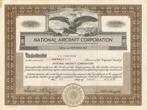 National Aircraft Corporation