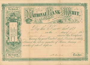 National Bank of Merit