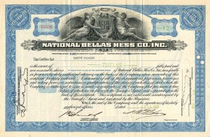 National Bellas Hess Co. Inc.