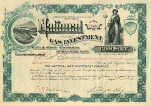 National Gas Investment Company
