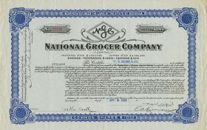 National Grocer Company