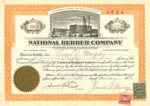 National Rubber Company