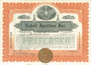 Natoli Ignition Inc. - SOLD