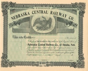 Nebraska Central Railway Co.