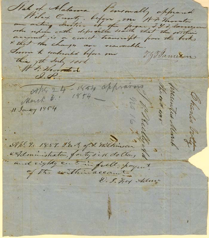 "Medical Care for ""Negro Women"" - Slavery Document"