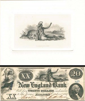 New England Bank - SOLD