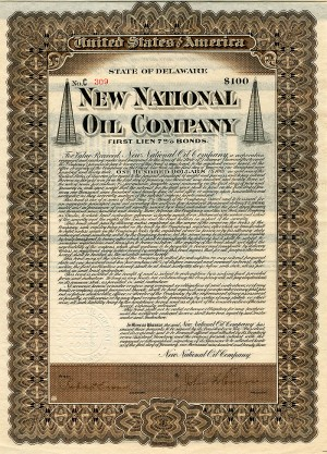 New National Oil Company