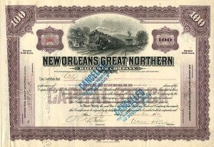 New Orleans Great Northern Railroad Company