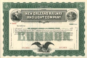 New Orleans Railway and Light Company