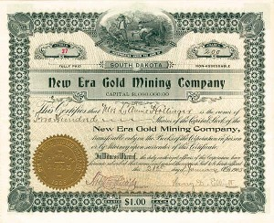 New Era Gold Mining Company