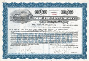 New Orleans Great Northern Railway