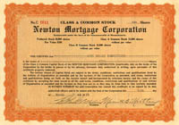 Newton Mortgage Corporation