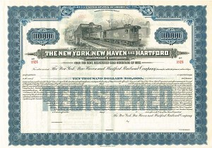 New York, New Haven & Hartford Railroad