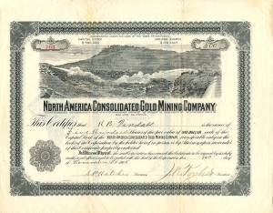 North America Consolidated Gold Mining Company