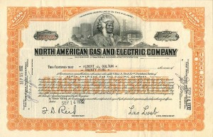North American Gas and Electric Company
