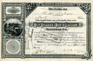New Orleans and North Eastern Railroad Co.- SOLD