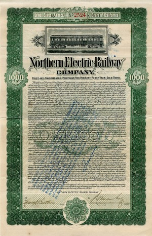 Northern Electric Railway Company