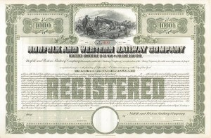 Norfolk and Western Railway Company