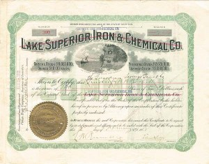 Northern Iron & Chemical Co. - SOLD