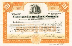 Northern Central Trust Company of Philadelphia