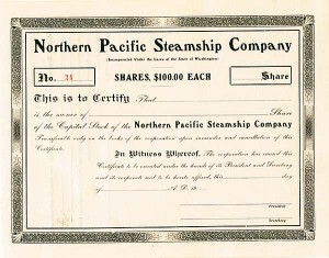 Northern Pacific Steamship Company
