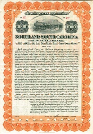 North and South Carolina Railway