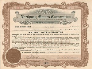 Northway Motors Corporation