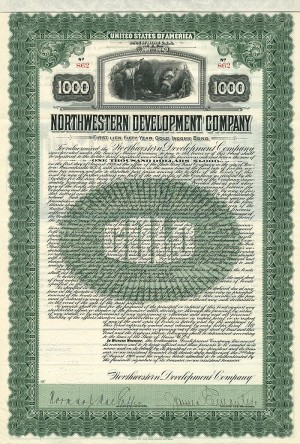 Northwestern Development Company - SOLD
