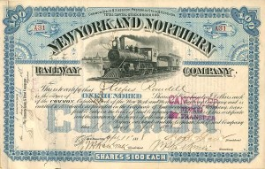 New York and Northern Railway Company