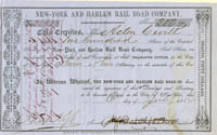 New-York and Harlem Rail Road Company