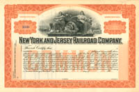 New York and Jersey Railroad Company