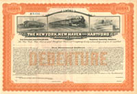 New York, New Haven and Hartford Railroad Company - $10,000