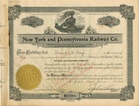 New York and Pennsylvania Railway Co.