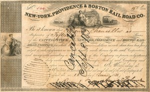 New-York, Providence & Boston Railroad Co.
