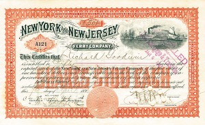 New York & New Jersey Ferry Company