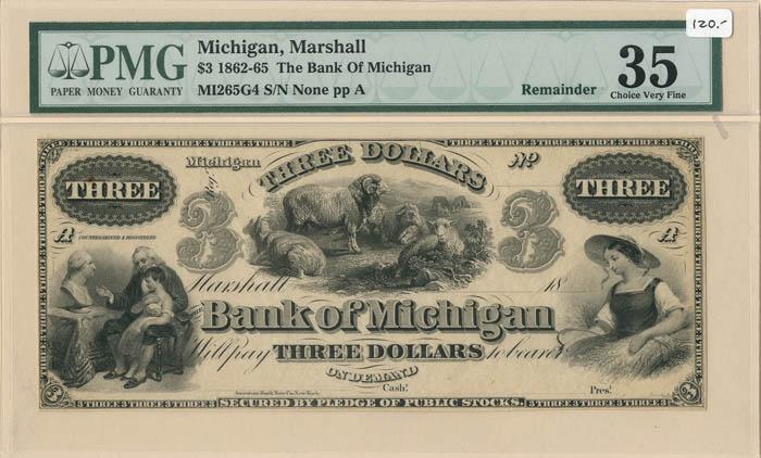 Bank of Michigan