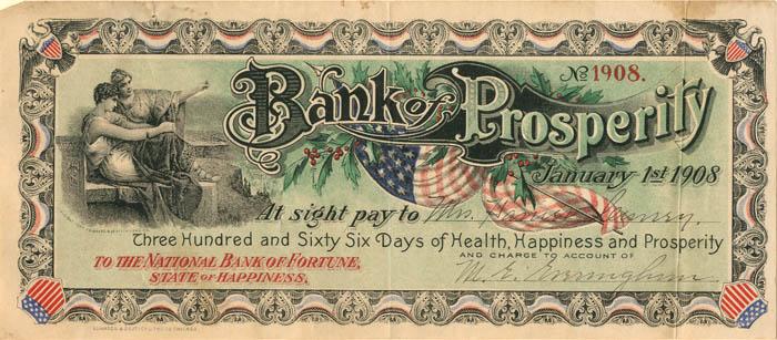 Bank of Prosperity