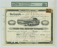 Ocean City Railroad Company