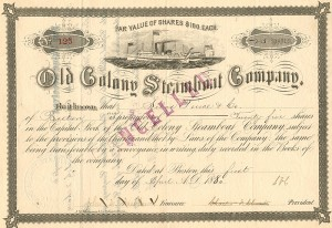 Old Colony Steamboat Company
