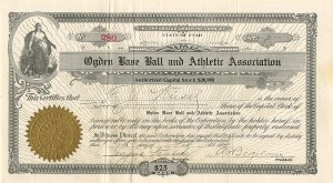 Ogden Base Ball and Athletic Association